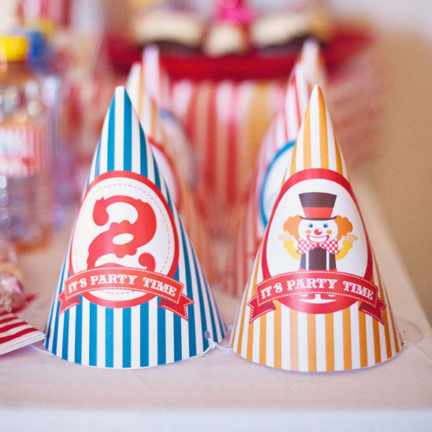 Harry's 2nd circus birthday party